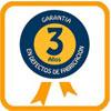 Racks y Estantería en México D.F. - logo_garantia_ch